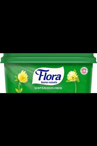 Flora 400g normaalisuolainen margariini