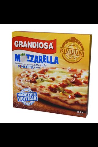 Grandiosa mozzarella kiviuunipizza 350g