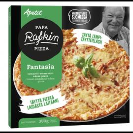 Papa Rafkin Fantasia tomaatti-edam-emmental-pizza...