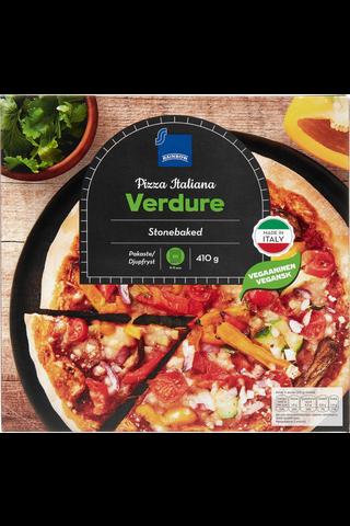 Vegaaninen pakastepizza