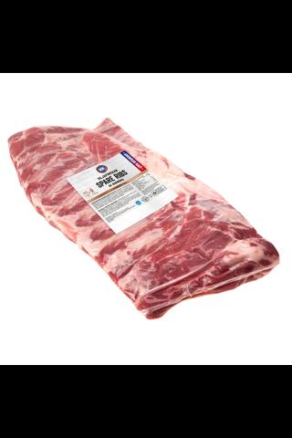 HK Viljaporsaan Spare ribs n.2,0kg