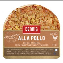 Pizza Alla Pollo 370g