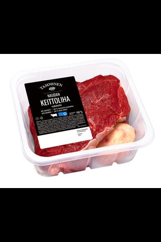 Tamminen n700g naudan keittoliha makuluulla