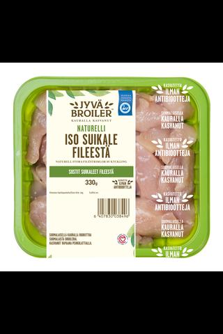 Jyväbroiler Iso Suikale Broilerin Fileestä...