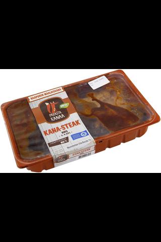 Naapurin Maalaiskanan kana-steak BBQ n750g