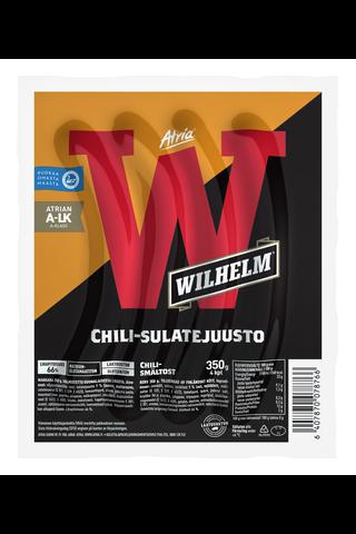 Atria Wilhelm Chili-sulatejuusto 350g