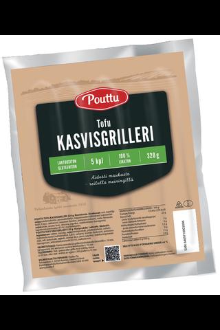 Pouttu Tofu Kasvisgrilleri 320 g