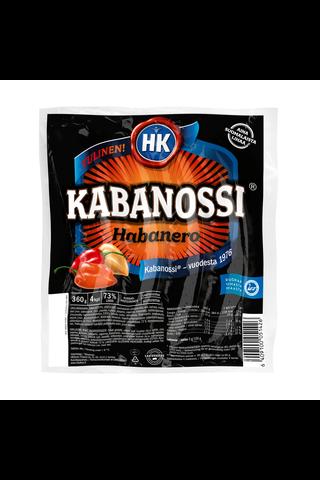 HK Kabanossi® Habanero 360 g