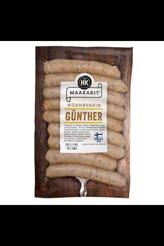 HK Maakarit® Nürnbergin Günther 230 g