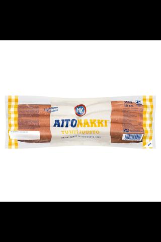 HK Aito Nakki Tuhti juusto 350 g