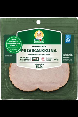 Snellman Kotimainen palvikalkkuna kokolihaleikkele...