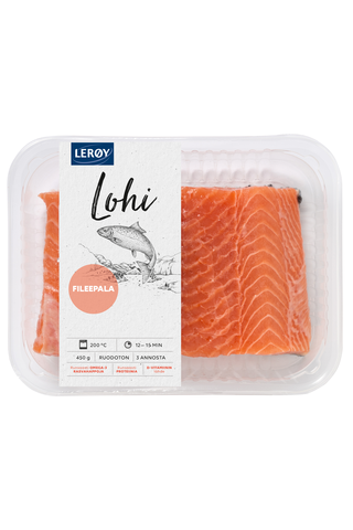Lohifileepala 450g