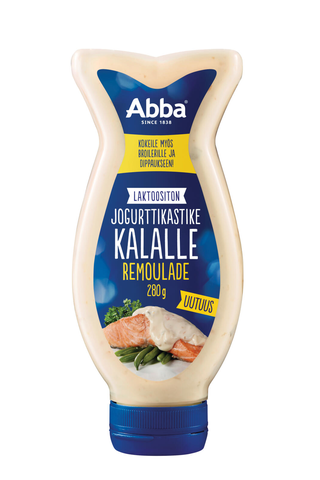 Abba laktoositon remoulade jogurttikastike...