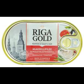 OLD RIGA Makrillifilee tomaattikastikkeessa...