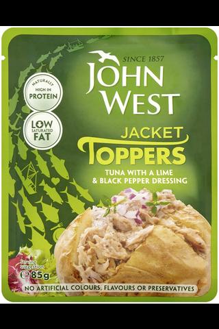 85g John West Tonnikalaa lime-mustapippurikastikkeessa