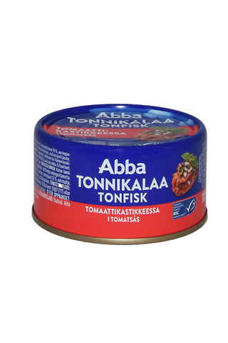 Abba MSC tonnikalaa tomaattikastikkeessa...
