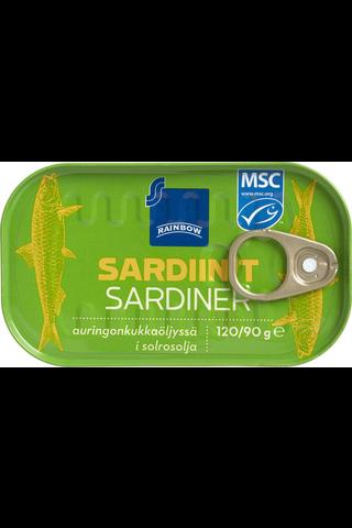 MSC Sardines in Oil 120.00 gram