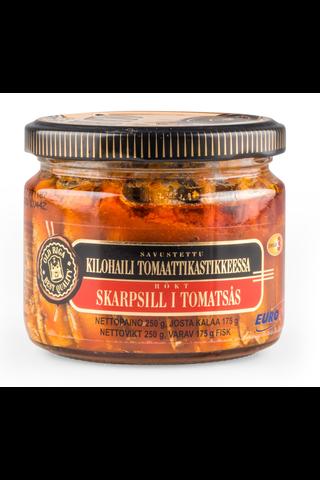 OLD RIGA savustettu kilohaili tomaatissa...
