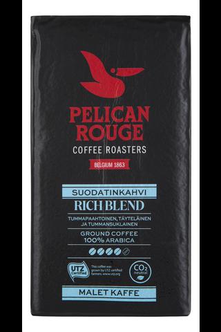 Pelican Rouge 500g Rich Blend suodatinjauhettu...