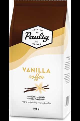 Paulig Vanilla Coffee 200g Vaniljan makuista...