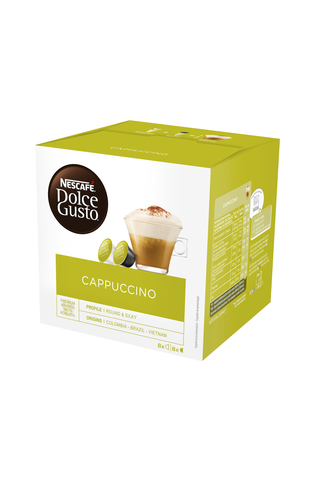 Nescafé Dolce Gusto 16kaps/186,4g Cappuccino...