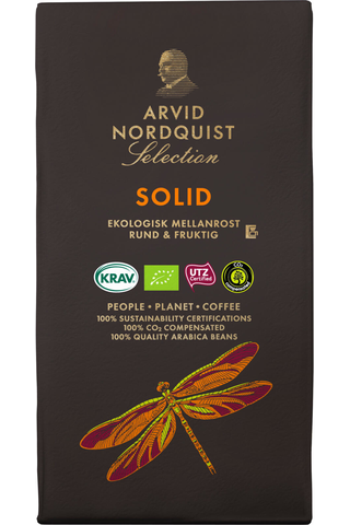 Arvid Nordquist Selection Solid kahvi 450g