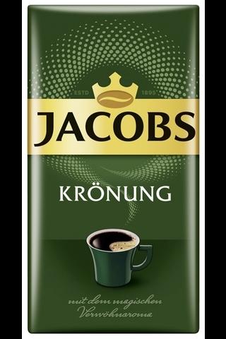 Jacobs Krönung suodatinkahvi 500g