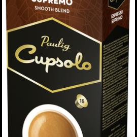 Paulig Cupsolo Espresso Supremo UTZ 16kpl...