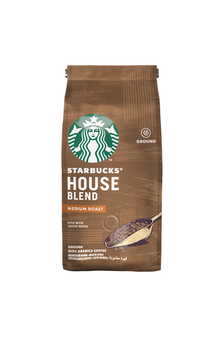 Starbucks 200g House Blend Medium Roast suodatinkahvi