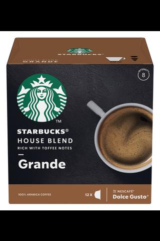 Starbucks Nescafé Dolce Gusto 12 kaps/102g...