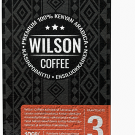 Wilson Coffee 500g 100% Kenyan Arabica kahvi...