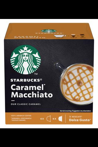 Starbucks Nescafé Dolce Gusto 12 kaps/127,8g...