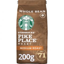 Starbucks 200g Pike Place Medium Roast papukahvi