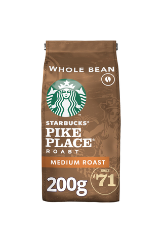 Starbucks 200g Pike Place Medium Roast papukahvi