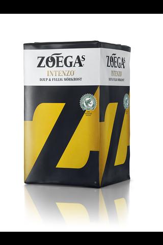 Zoegas 450g Intenzo tummapaahtoinen suodatinkahvi