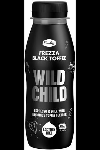 Paulig Frezza Black Toffee 250ml UTZ maitokahvijuoma...
