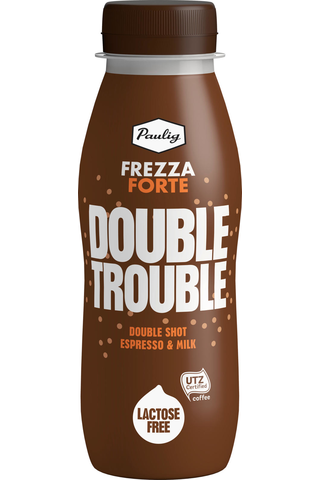 Paulig Frezza Forte 250ml UTZ maitokahvijuoma...