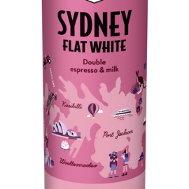 Paulig Sydney Flat White 235 ml FT maitokahvijuoma...