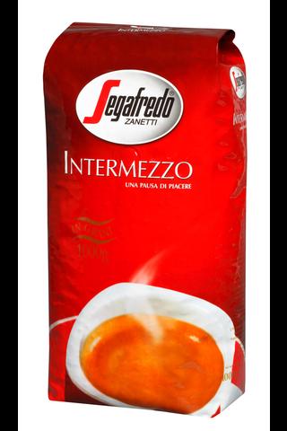 Segafredo Intermezzo espresso papukahvi 1kg