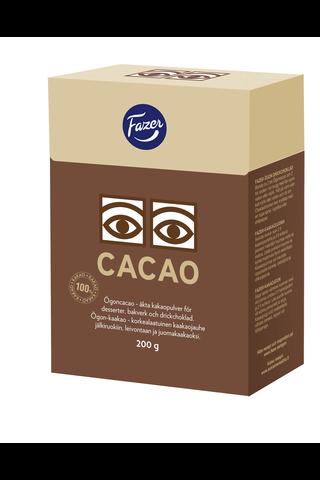 Fazer Cacao 200g kaakaojauhe