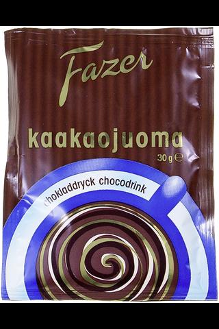 Fazer Kaakaojuoma 30g kaakao