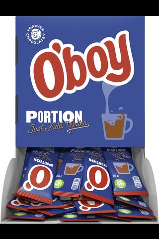 Oboy Portion Kaakaojuomajauhe 100X28g