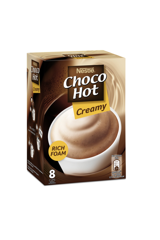 Nestlé 8kpl/192g Choco Hot Creamy maitokaakaojuomajauhe...