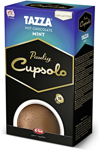 Cupsolo Tazza Mint UTZ 16 kpl mintunmakuinen...