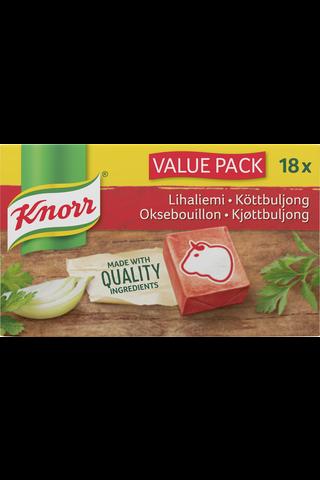 Knorr Liemikuutio Liha 18x10g