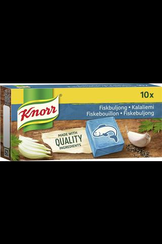 Knorr Liemikuutio Kala 10x10g