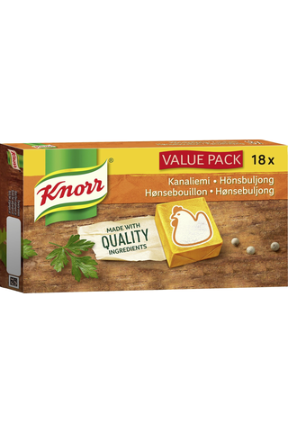 Knorr Liemikuutio Kana 18x10g