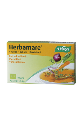 Herbamare® Kasvisliemikuutio 8×9,5g...