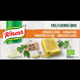 Knorr Luomu Liemikuutio Kana 12x10g