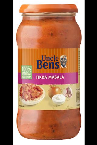 Uncle Ben's Tikka Masala ateriakastike...
